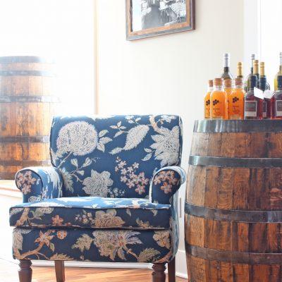 Blue Olive Coldspring Chair