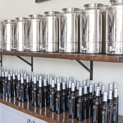 Blue Olive Coldspring Bottles
