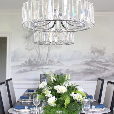 Hopewell Colonial Chandelier