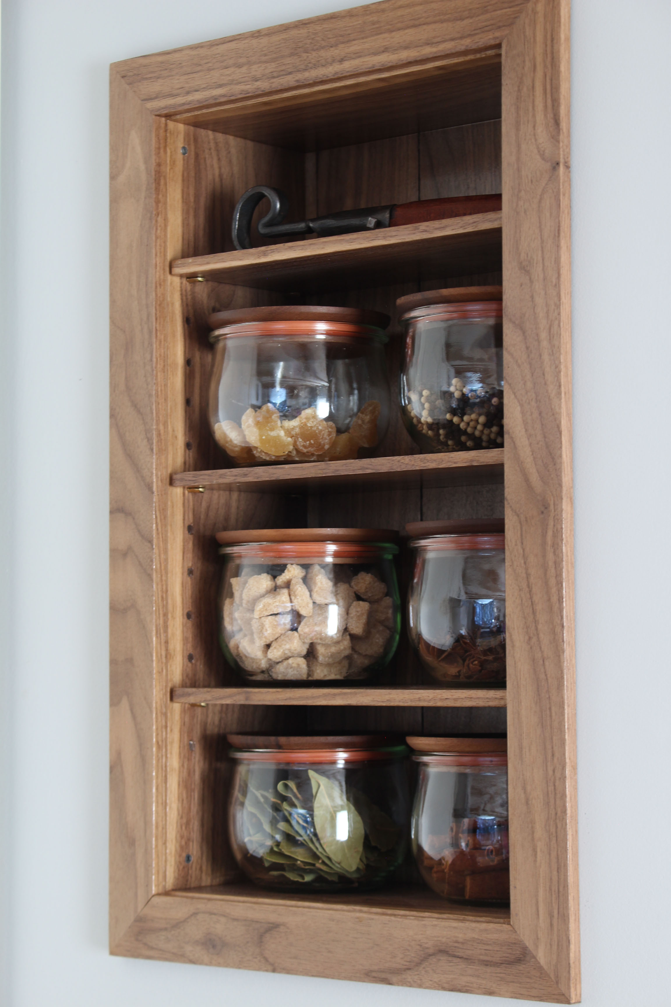 Patterson Farmhouse Spice Rack