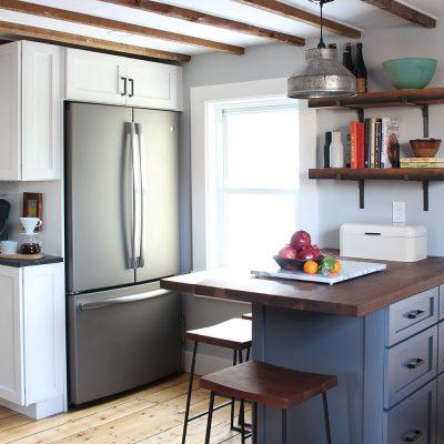 Patterson Farmhouse Kitchen