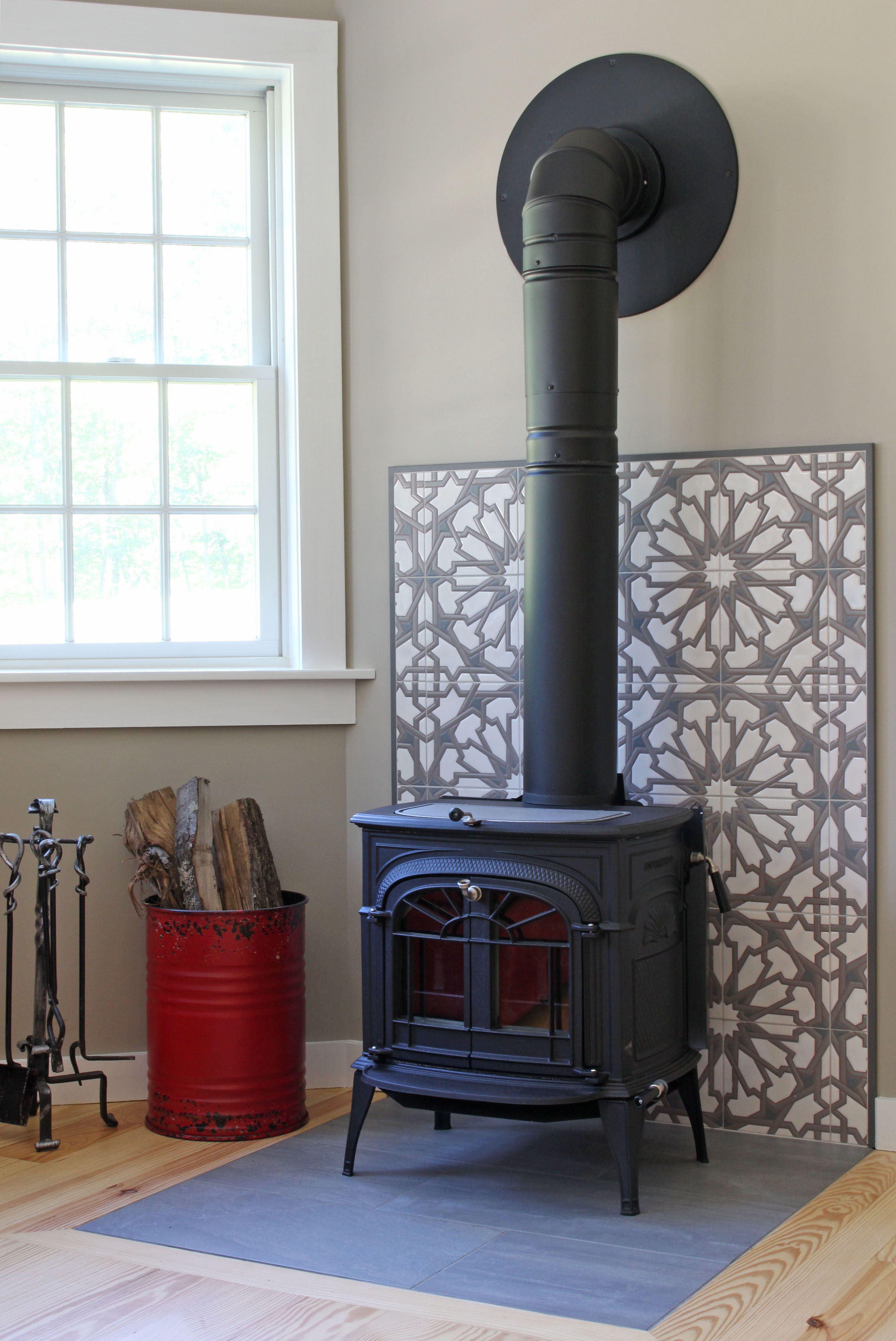 Pawling Farmhouse Stove