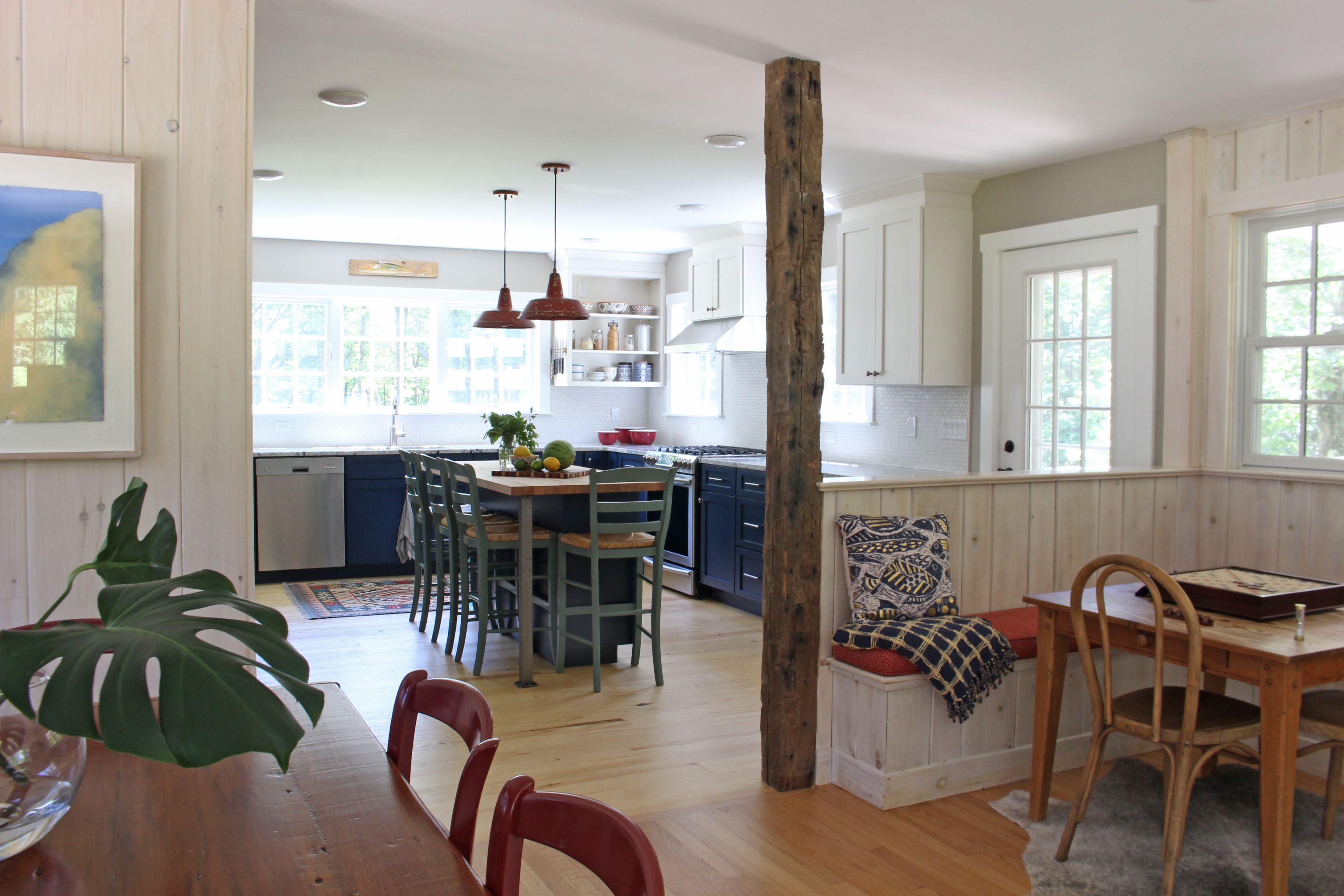 Pawling Farmhouse Kitchen Overview