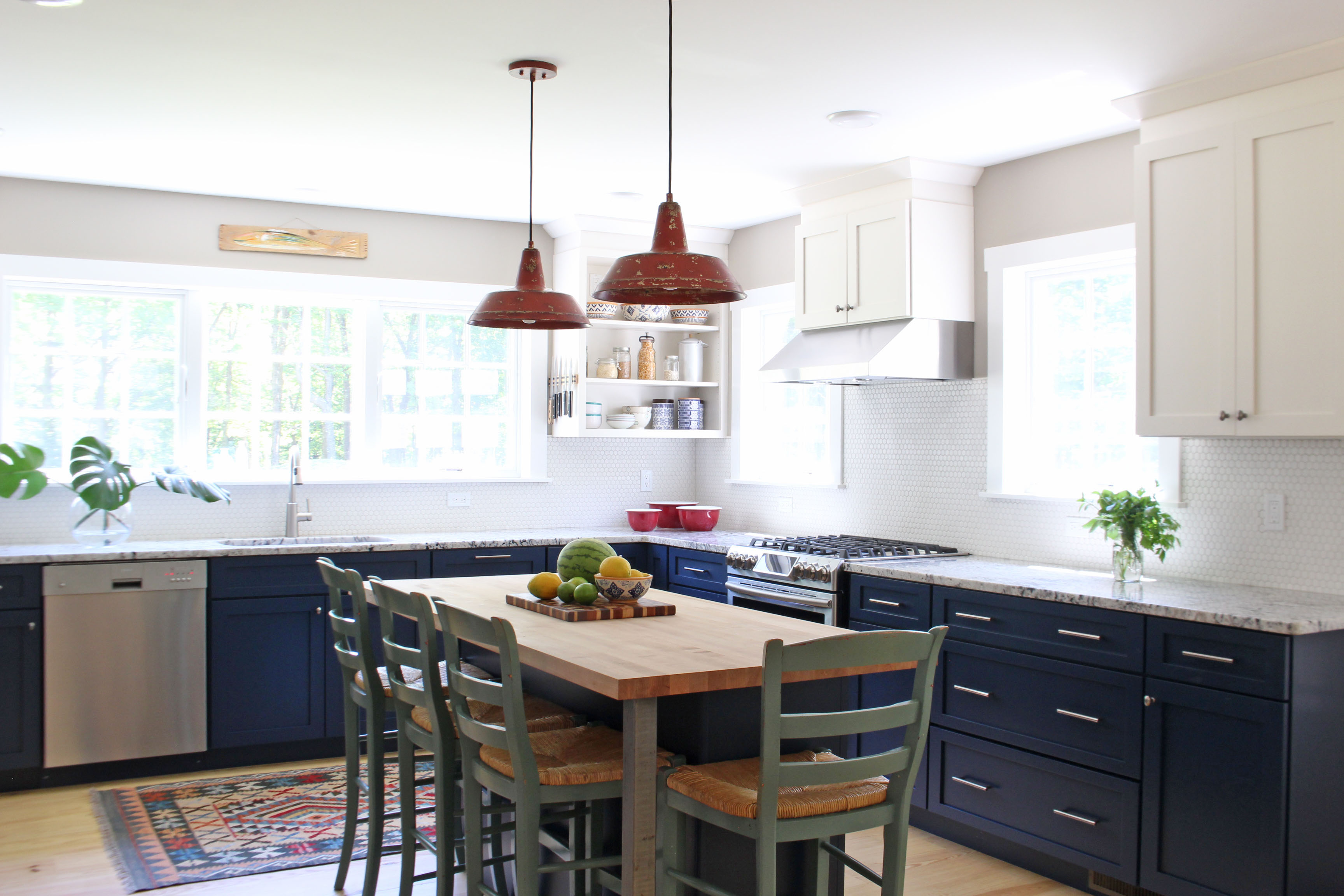 Pawling Farmhouse Kitchen