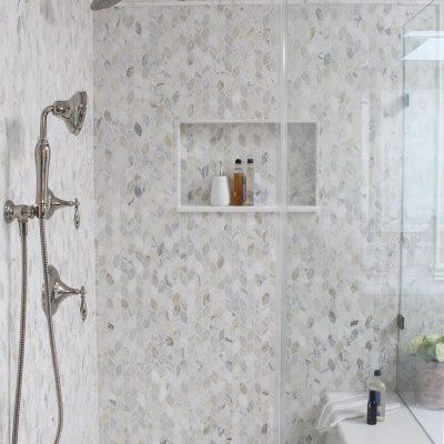 Sherman Hers Bath Shower