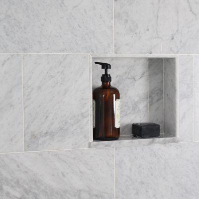 Sherman His Bath Shower
