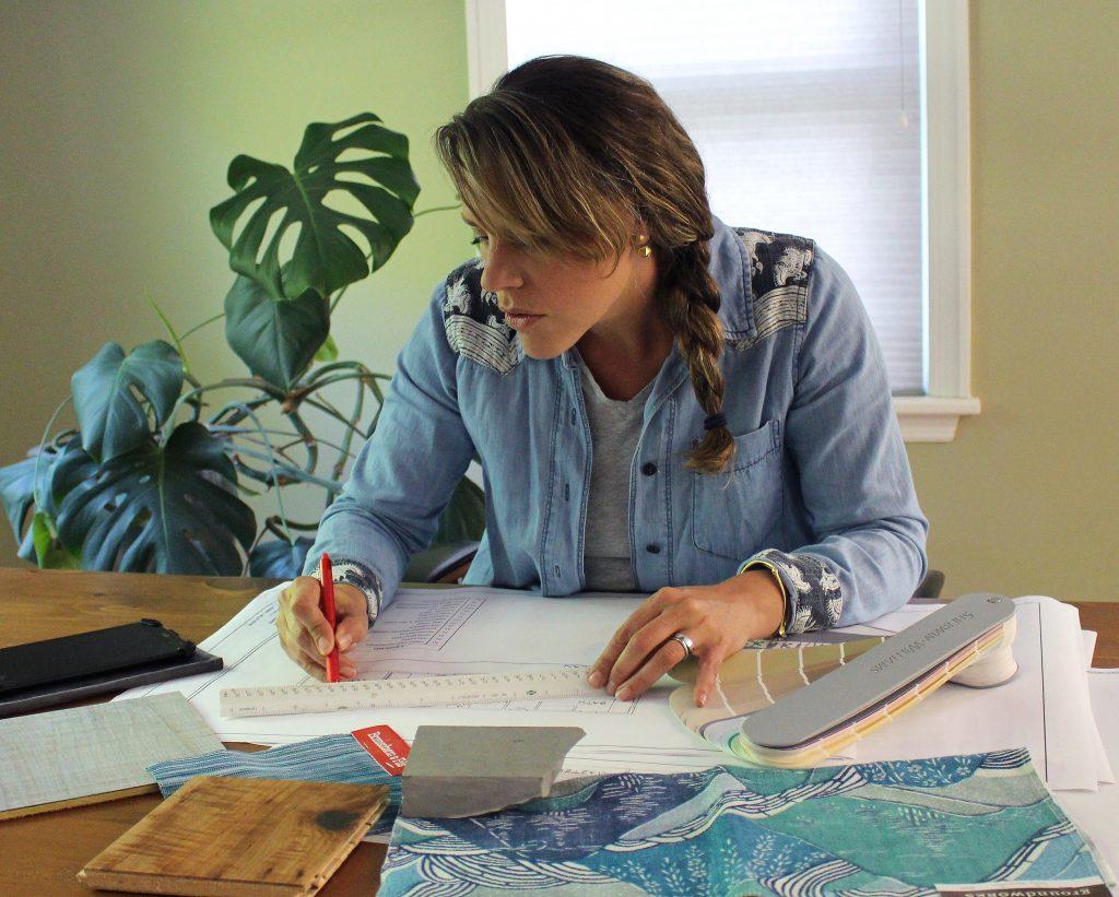 Allison Working Photo