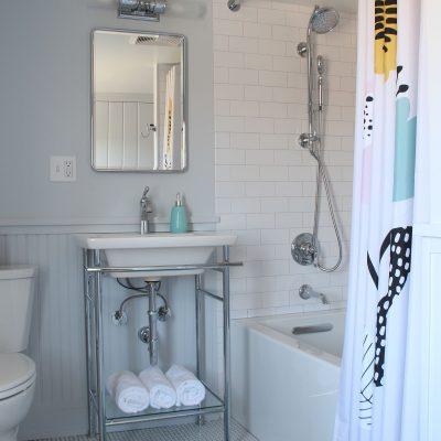 Patterson Farmhouse Bathroom Shower