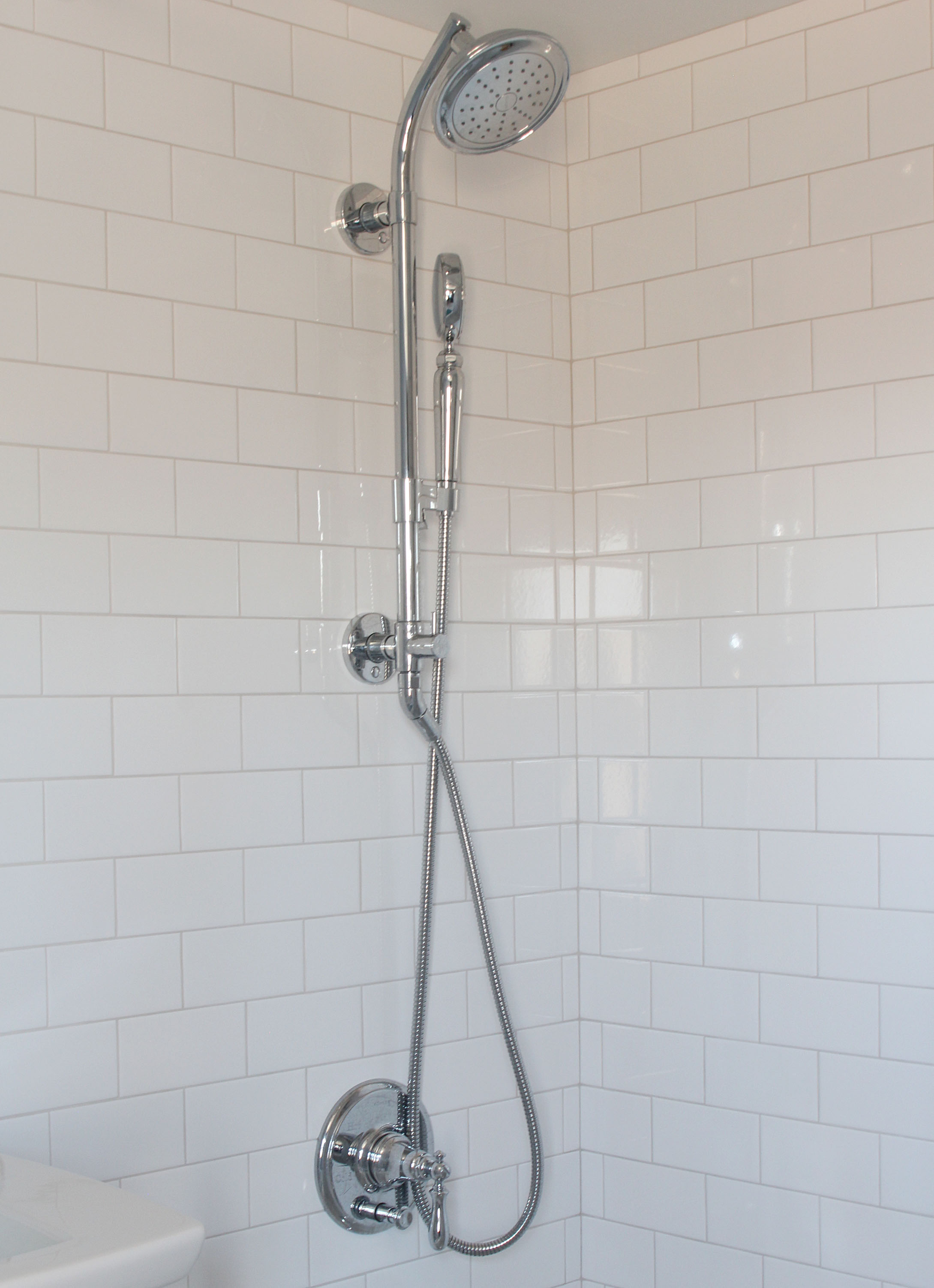 Patterson Farmhouse Bathroom Shower